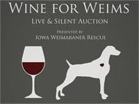 Wine 4 Weims Fundraising Event