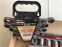 Craftsman Socket Set Standard & Metric