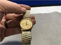 2 Men's Watches & 1 Ladies Watches