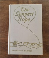BOOK The Longest Rope Johnson County WY War