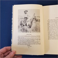 1954 The Rep Old Cowboy Ed Wright Wyoming Book