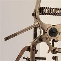 RARE Antique 1884 AMHSM Hand Held Sewing Machine