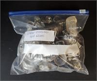 414 Grams Solid Sterling Silver Scrap 13+ Troy Oz