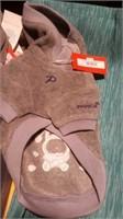 """Grey hooded jacket size XL=13""""  Reg $58"""