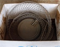 Wire Mesh Fish Cages