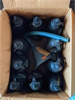 Sealed Bottle of Mystic Synthetic SAE 75W-90 Gear