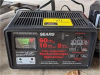 Sears and Schauer Trickle Battery Chargers