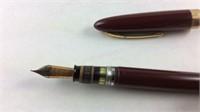 Sheaffer Fountain pen 14k gold nib