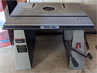 Porter Cable Router Table Model 698