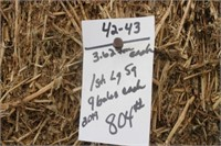 Hay, Bedding, Firewood #15 (4/14/2021)