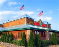 $50 Texas Roadhouse Gift Certificate