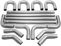 DNA Motoring 2.5 Inches DIY Custom Pipe Kit