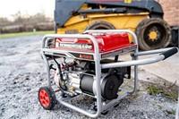 A-iPower 4500 Watt Portable Generator