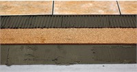"QEP Natural Cork Underlayment Roll - 1/4"" (6 mm)"