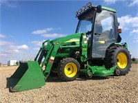 Spring Equipment Auction- May 6th