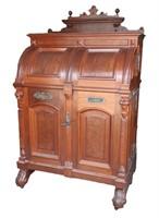 Online Auction- Antique Wooton Desk, Local P/U