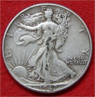 Weekly Coins & Currency Auction 4-23-21