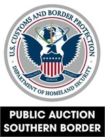 U.S. Customs & Border Protection online auction 5/3/2021