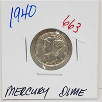 Rare Coins & Fine Jewelry Tues. 4/27 8 pm CST