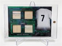 1/1's Autos Relics Vintage HUGE Sports Card Auction