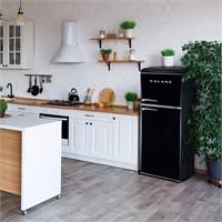 Galanz GLR10TBKEFR Retro Refrigerator