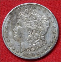 Weekly Coins & Currency Auction 4-30-21