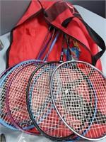 Badminton & Tennis Rackets