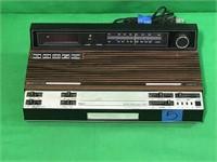 Sears AM/FM Stereo Clock Radio
