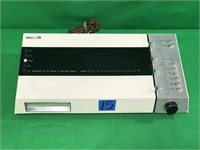 Miida Effect 4 Stereophonic FM/AM Receiver