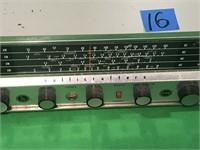 Hallicrafters S-120 Band Spread Radio