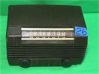 Vintage Radiola Tube Radio