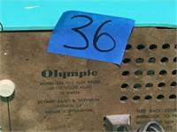 Olympic Five Tube Radio