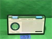 Vintage Channel Master Signal Seeker Transistor