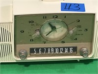 General Electric Alarm Clock Radio