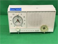 Vintage RCA Victor Alarm Radio