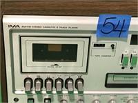 IMA AM/FM Stereo Cassette