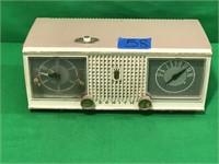 Zenith Telechron Alarm Clock Radio