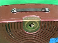 Vintage Zenith Holiday Radio