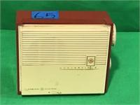 Vintage General Electric Convertible Portable