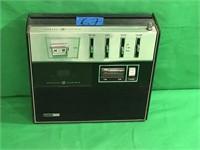 General Electric AM/FM Radio/Cassette Recorder