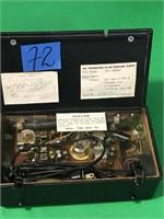 Lloyd's Solid State 12 Transistor Radio