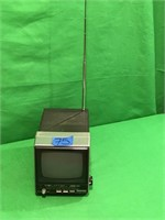 Panasonic Portable TV/4 Way Radio