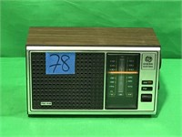 General Electric AM-FM Radio