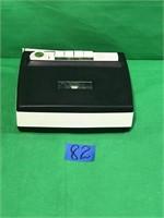 North American Reel to Reel Tape Recorder