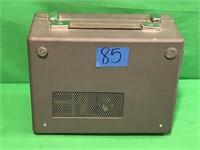 Bradford Reel to Reel Tape Recorder 6mm Model# WT