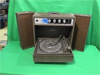 Magnavox Solid State Stereophonic Record Player
