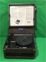 Telex Record Player, Model 388V