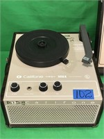 Califone 1410-K, Solid State Phonograph, Turntable