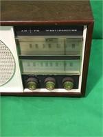 Westinghouse Tube Radio, AM-FM