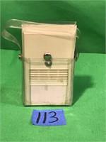 The Broadmoor AM All Transistor Radio